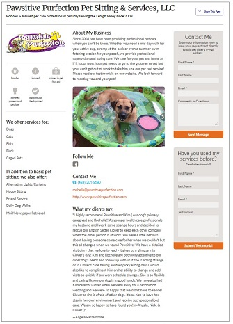 pet owner travel tips selecting a pet sitter