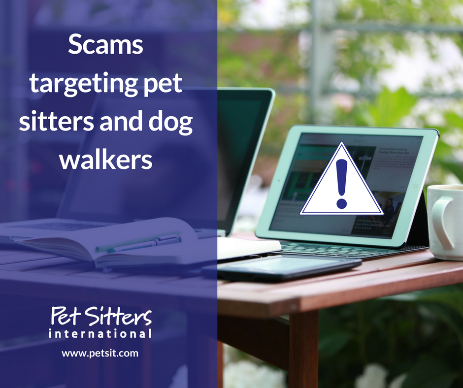Pet-Sitter E-mail Scams