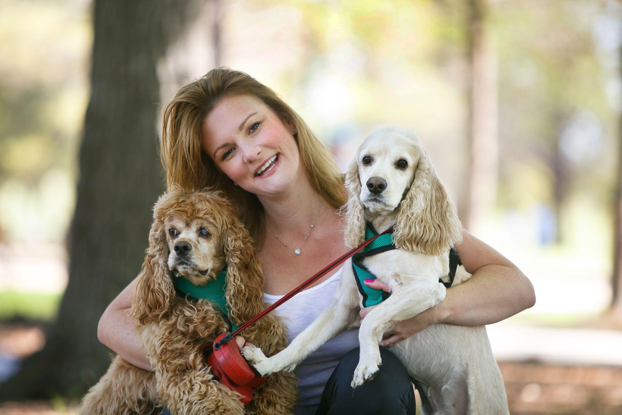 Dog Walking Service Houston Wags
